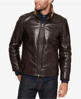 Andrew Marc Men's Vintage Faux Leather Jacket