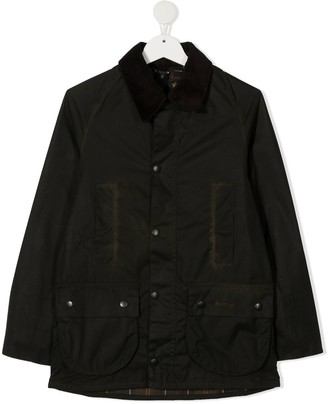 Barbour TEEN waxed jacket
