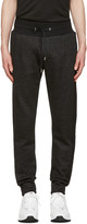 Versace Grey Panelled Lounge Pants
