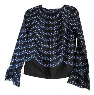 Orla Kiely Multicolour Silk Tops