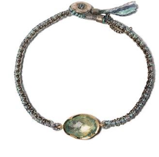 Brooke Gregson 14kt gold Orbit bracelet