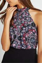 BCBGeneration Kaleidoscope Print Top