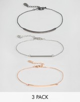 Aldo Stratter Delicate Stacking Bracelets
