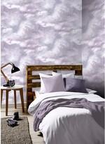 Arthouse Diamond Galaxy Lilac Wallpaper