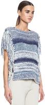 Etoile Isabel Marant Peyton Knit Sweater in Blue