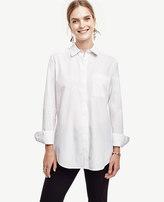 Ann Taylor Oversized Shirt