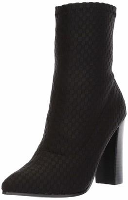 Fergie Women's Taryn Ankle Boot Black 12 M US