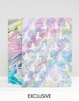 Paperchase Mermaid Set of 2 A5 Exercise Books