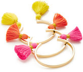 Lacey Ryan Tassel Bangle Set of 3