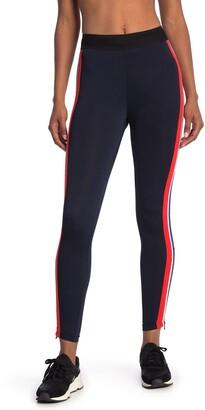 Pam And Gela Side Stripe High Waisted Leggings