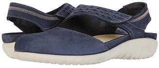 Naot Footwear Kapua (Navy Velvet Nubuck) Women's Shoes