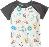 First Impressions Sketch-Print T-Shirt, Baby Boys, Created for Macy's