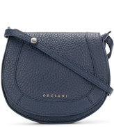 Orciani circular flap shoulder bag