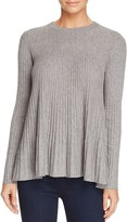 Whistles Ribbed Trapeze Sweater