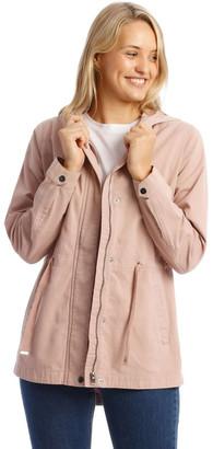 Grab Dusty Pink Utility Jacket Dusty