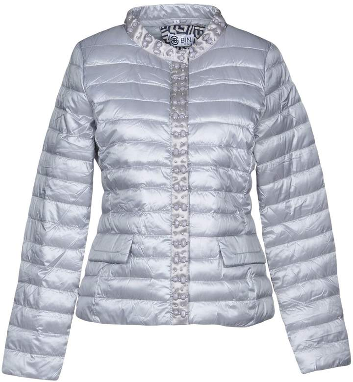 Bini Como Synthetic Down Jackets - Item 41797887JT
