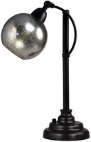 Dale Tiffany Springdale By Springdale 21In Alexandria Led Hand Blown Art Glass Table Lamp