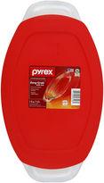 Pyrex Easy Grab 1.3-qt. Baking Dish