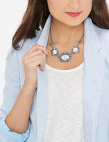 The Limited Howlite Statement Necklace