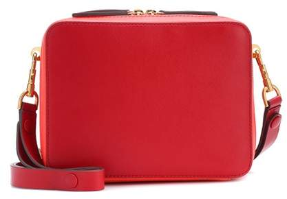 Anya Hindmarch The Stack leather shoulder bag