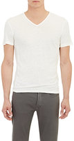 John Varvatos Men's Pintuck Jersey T-Shirt