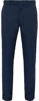 RLX Ralph Lauren Navy Slim-Fit Tech-Jersey Golf Trousers