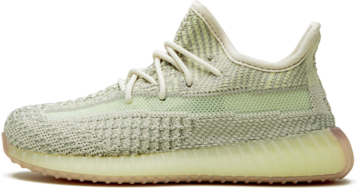 Adidas Yeezy Boost 350 V2 Kids 'Citrin' Shoes - Size 10.5K