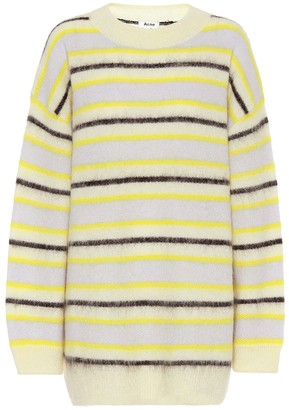 Acne Studios Striped wool-blend sweater