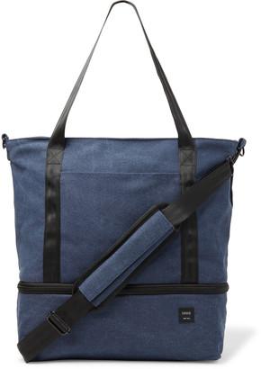 Onia Mini Weekender Cotton-Canvas Tote Bag