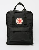 Fjäll Räven Kanken 16L Backpack In Black