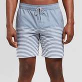 Goodfellow & Co Men's Whodat Elastic Waist Board Shorts - Goodfellow & Co Navy