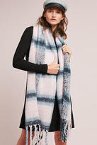 Shiraleah Moran Fringed Plaid Scarf