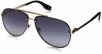 Marc Jacobs Men's Marc 317/s 2014142F7619O Aviator Sunglasses 61 mm