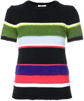 Enfold striped knit T-shirt