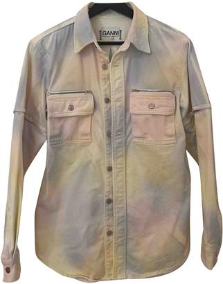 Ganni Spring Summer 2020 Multicolour Denim - Jeans Jackets