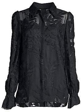 d227c847d8b8 Elie Tahari Women's Button Front Tops - ShopStyle