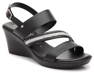 Italian Shoemakers Peppa Wedge Sandal