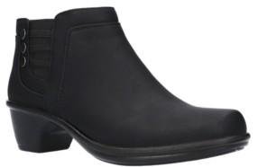 Easy Street Shoes Jessalyn Comfort Booties Women's Shoes