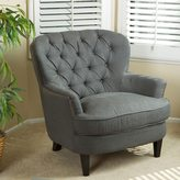Christopher Knight Home Tafton Tufted Fabric Club Chair by