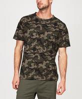 Zanerobe Rugger T-shirt Dark Camo