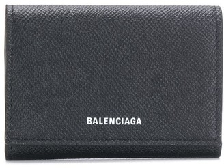 Balenciaga Ville accordion card holder
