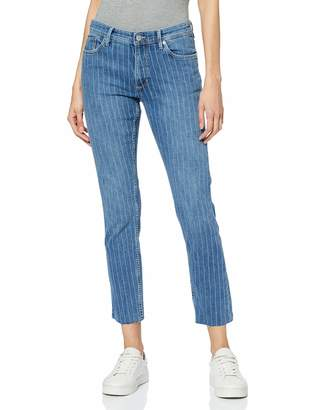S'Oliver Women's Ankle Jeans Betsy Slim Fit
