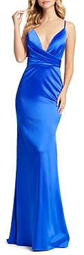 Mac Duggal Plunge Gown