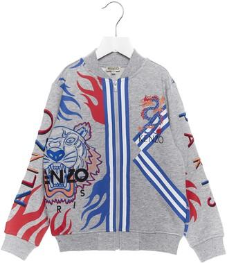 Kenzo jameson Dragon Celebration Sweatshirt