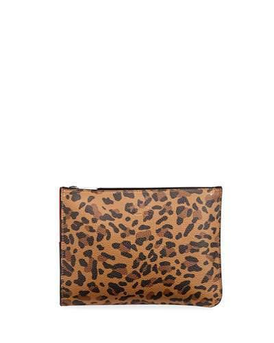 4db5dc46cf5c Leopard Clutch - ShopStyle