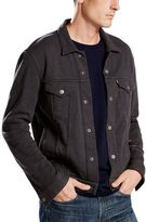 Levi's Men's French Terry Trucker Jacket