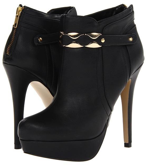 Call it SPRING Moreta (Black Synthetic) High Heels