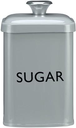 John Lewis & Partners Enamel Sugar Canister