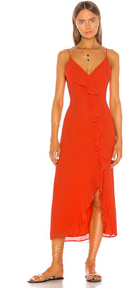Shaycation x REVOLVE Grace Midi Dress