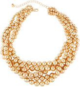 Lydell NYC Beaded Torsade Necklace